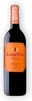 Víno červené Reserva Rioja Campo Viejo