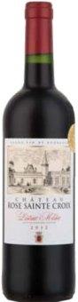 Víno červené Rose Sainte Croix Listrac Médoc