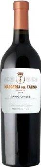 Víno červené Sangiovese Puglia IGT