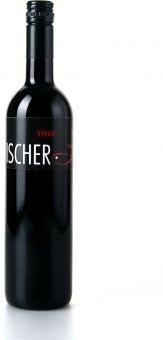 Víno červené Syrah Fischer