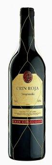 Víno červené Tempranillo Crin Roja