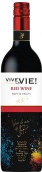 Víno červené Vive la Vie