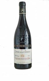 Víno červené Grande Châteauneuf du Pape Domaine La Boutiniere