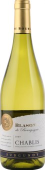Víno Chablis Blason de Bourgogne