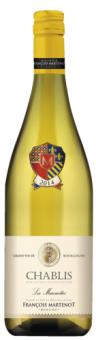 Víno Chablis Francois Martenot