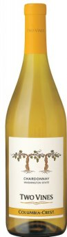 Víno Chardonnay Columbia Crest Two Vines