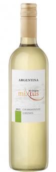 Víno Chardonnay a Chenin Mixtus Trivento