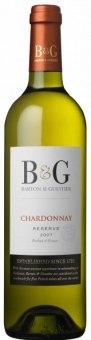 Víno Chardonnay Reserve B&G