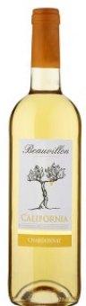 Víno Chardonnay Beauvillon