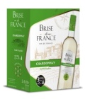 Víno Chardonnay Brise de France - bag in box