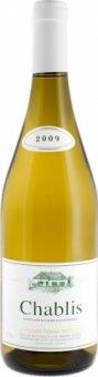 Víno Chardonnay Chablis Domaine Thierry Mortet