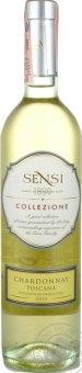 Víno Chardonnay Collezione Sensi