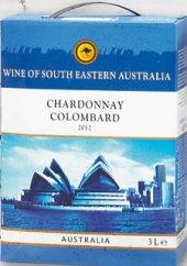 Víno Chardonnay Colombard Australia