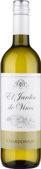 Víno Chardonnay El Jardín de Vinos  Vinařství Mutěnice