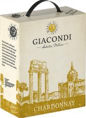 Víno Chardonnay Giacondi - bag in box