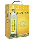 Víno Chardonnay Grand Sud - bag in box