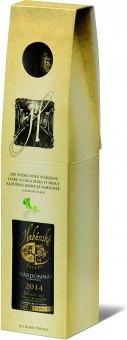 Víno Chardonnay Habánské sklepy - dárkové balení