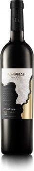Víno Chardonnay Vinařství Na Soutoku Karel Průša - výběr z hroznů