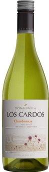 Víno Chardonnay Los Cardos Doňa Paula