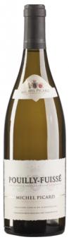 Víno Chardonnay Pouily Fuisse Michel Picard