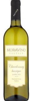 Víno Chardonnay Moravíno Valtice - pozdní sběr