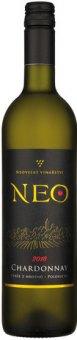 Víno Chardonnay NEO Neoveské vinařství - výběr z hroznů