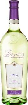 Víno Chardonnay Nero D'avola Terre Siciliane Damati