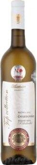Víno Chardonnay - pozdní sběr