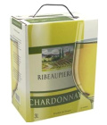 Víno Chardonnay Ribeaupierre - bag in box