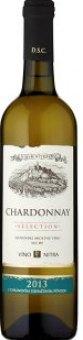 Víno Chardonnay selection Víno Nitra