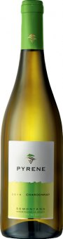 Víno Chardonnay Somontano Pyrene
