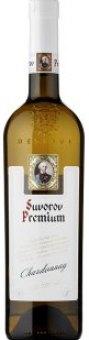 Víno Chardonnay Suvorov Premium