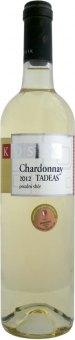 Víno Chardonnay Tadeáš Vinařství Kosík - pozdní sběr