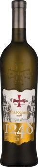 Víno Chardonnay Templářské sklepy Čejkovice - pozdní sběr