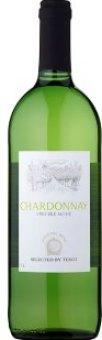 Víno Chardonnay Tesco