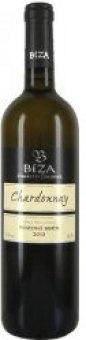 Víno Chardonnay Vinařství Bíza - pozdní sběr