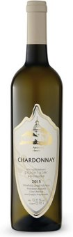 Víno Chardonnay Vinařství Blatel - pozdní sběr
