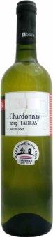 Víno Chardonnay Vinařství Kosík - pozdní sběr
