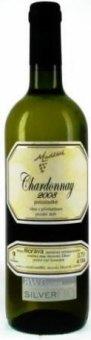 Víno Chardonnay Vinařství Maděřič - pozdní sběr