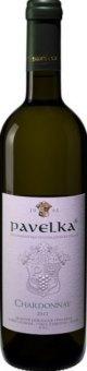 Víno Chardonnay Vinařství Pavelka a syn - výběr z hroznů