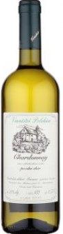Víno Chardonnay Vinařství Polehňa