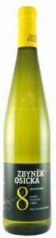 Víno Chardonnay Vinařství Zbyněk Osička - pozdní sběr