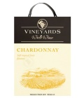 Víno Chardonnay Vineyards World Wines - bag in box