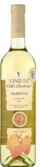 Víno Chardonnay Vinium Exclusive Velké Pavlovice - přívlastkové