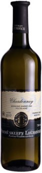Víno Chardonnay Vinné sklepy Lechovice - zemské