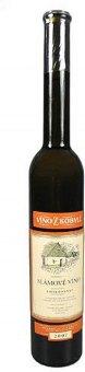 Víno Chardonnay Víno z Kobylí - slámové