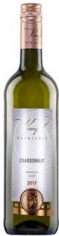 Víno Chardonnay Vinofol - kabinetní