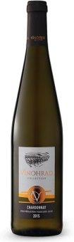 Víno Chardonnay Vinofol - pozdní sběr