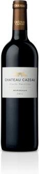 Víno Chateau Cazeau Cuvée Prestige Bordeaux