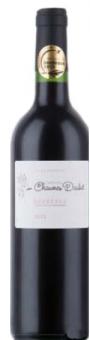 Víno červené Bordeaux 2012 Chateau Chaumes Daubet